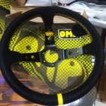 Stir OMP /Steering Wheel OMP
